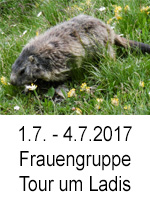 TN 2017 07 01 Frauengruppe Tour Ladis